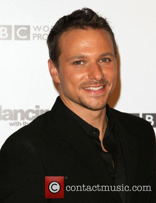Drew Lachey and Dancing With The Stars 1