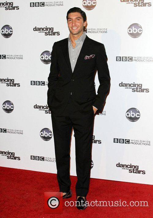 Evan Lysacek and Dancing With The Stars 1