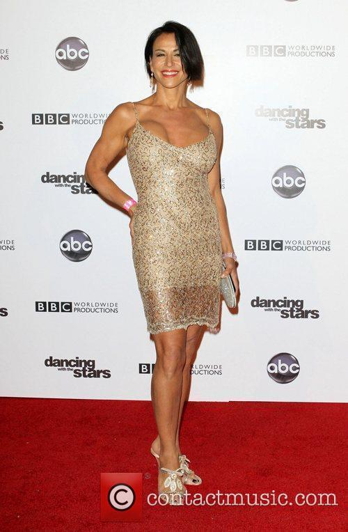Giselle Fernandez and Dancing With The Stars 3