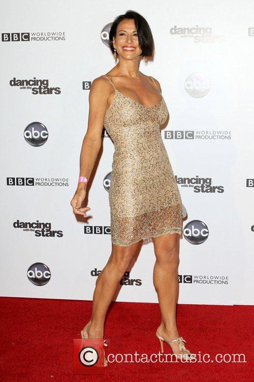 Giselle Fernandez and Dancing With The Stars 1