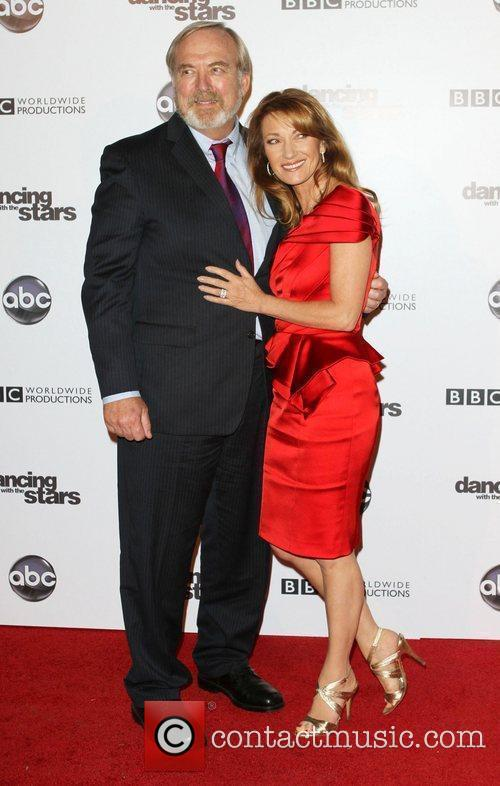 James Keach, Dancing With The Stars and Jane Seymour 3