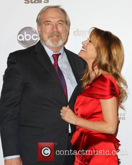 James Keach, Dancing With The Stars and Jane Seymour 1