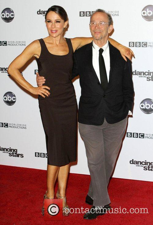 Jennifer Grey, Dancing With The Stars and Joel Grey 8