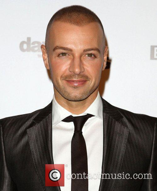 Joey Lawrence and Dancing With The Stars 2