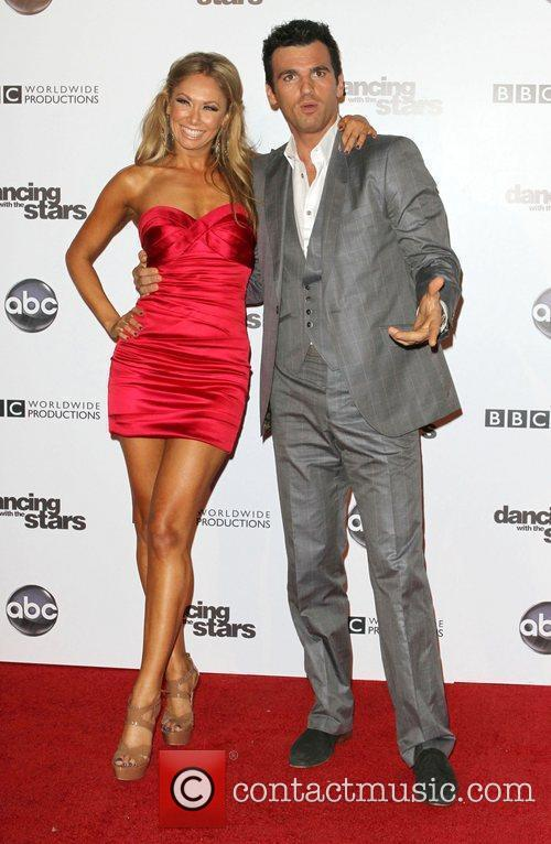 Kym Johnson and Dancing With The Stars 5