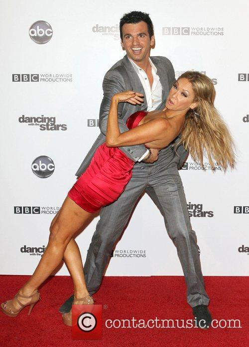 Kym Johnson and Dancing With The Stars 6