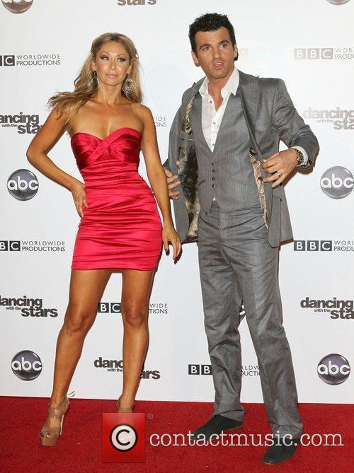 Kym Johnson and Dancing With The Stars 3