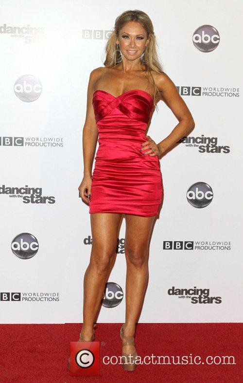 Kym Johnson and Dancing With The Stars 7