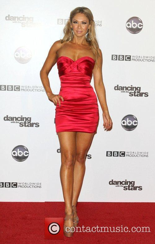 Kym Johnson and Dancing With The Stars 1