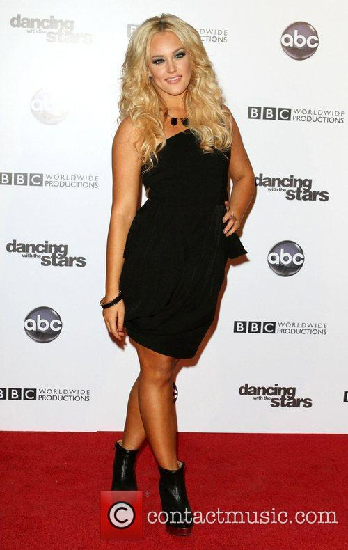 Lacey Schwimmer and Dancing With The Stars 1