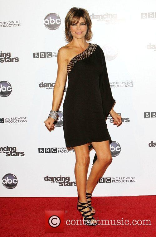 Lisa Rinna and Dancing With The Stars 1