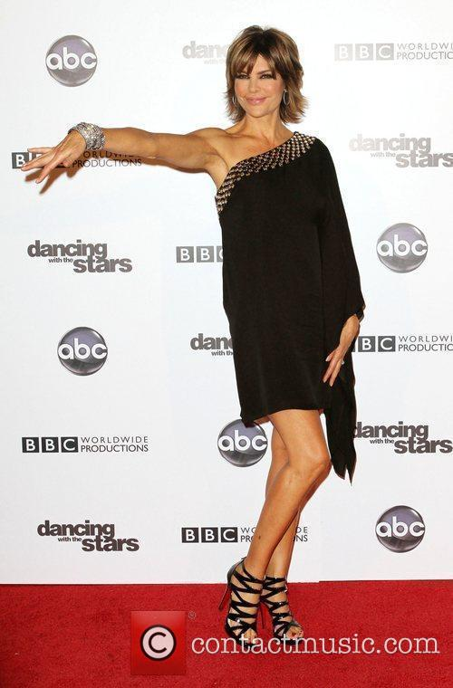 Lisa Rinna and Dancing With The Stars 5
