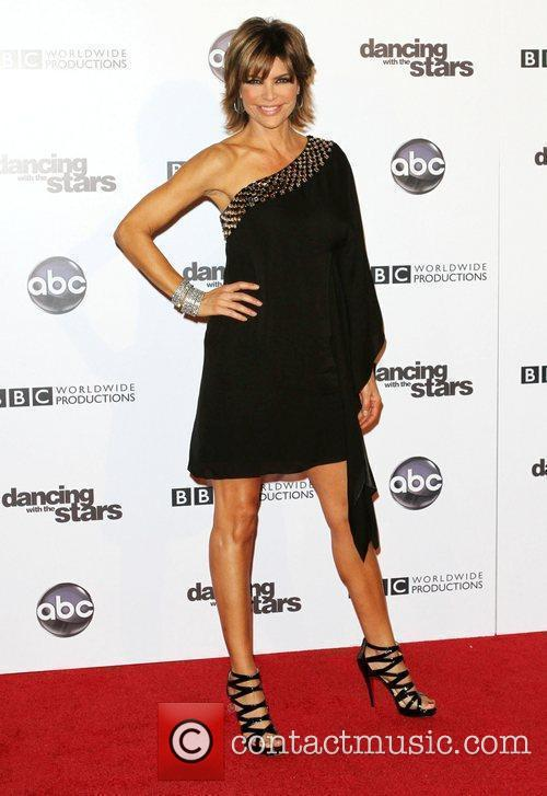 Lisa Rinna and Dancing With The Stars 6