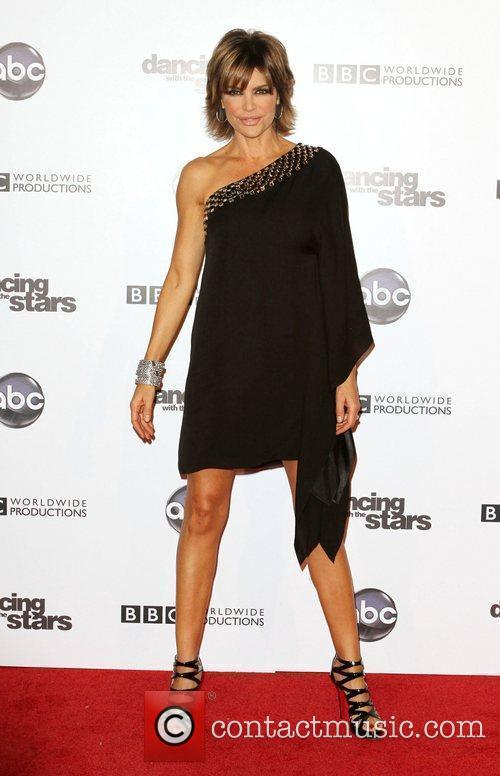 Lisa Rinna and Dancing With The Stars 4