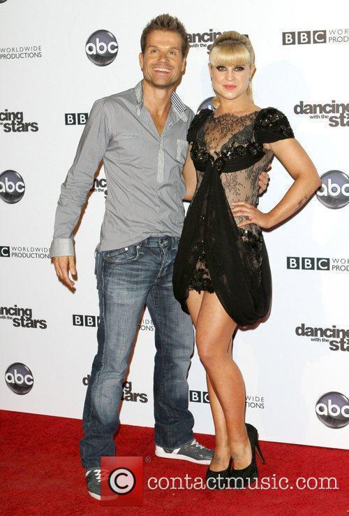 Louis Van Amstel, Dancing With The Stars and Kelly Osbourne 3