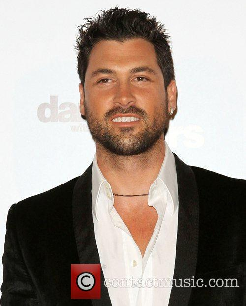 Maksim Chmerkovskiy and Dancing With The Stars 1