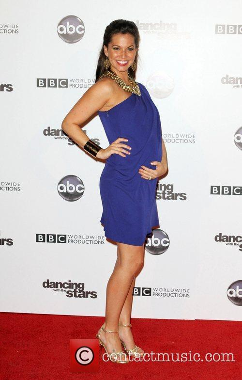 Melissa Rycroft and Dancing With The Stars 1