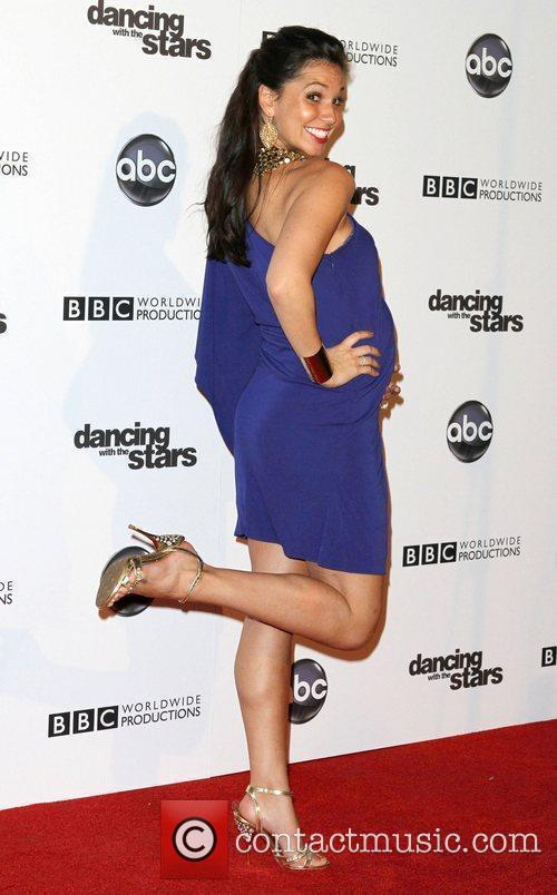 Melissa Rycroft and Dancing With The Stars 4