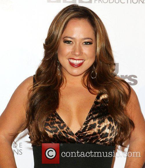 Sabrina Bryan and Dancing With The Stars 1