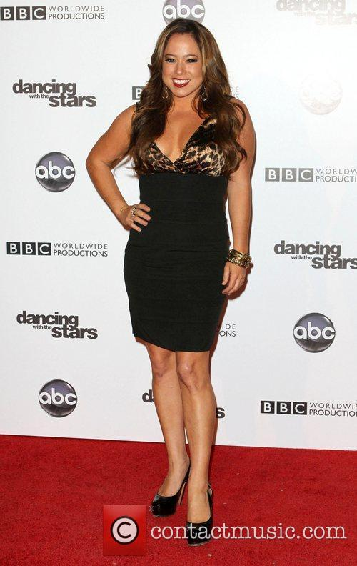 Sabrina Bryan and Dancing With The Stars 7