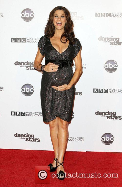 Samantha Harris and Dancing With The Stars 1