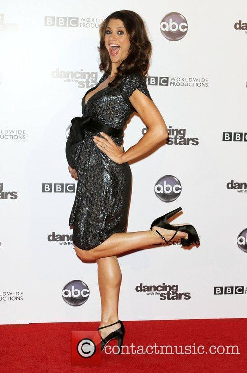 Samantha Harris and Dancing With The Stars 4