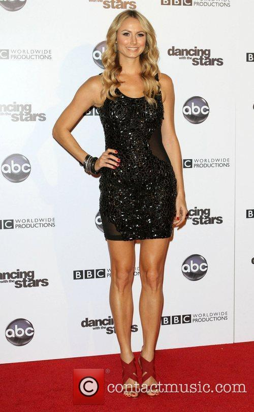 Stacy Keibler and Dancing With The Stars 3