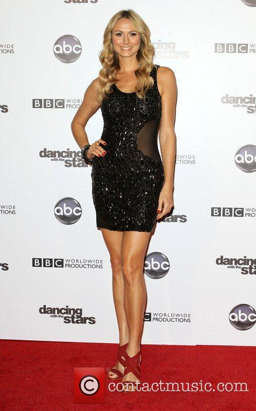 Stacy Keibler and Dancing With The Stars 5
