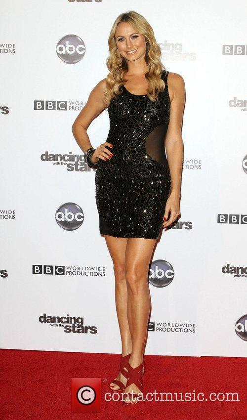 Stacy Keibler and Dancing With The Stars 1