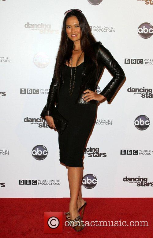 Tia Carrere and Dancing With The Stars 1