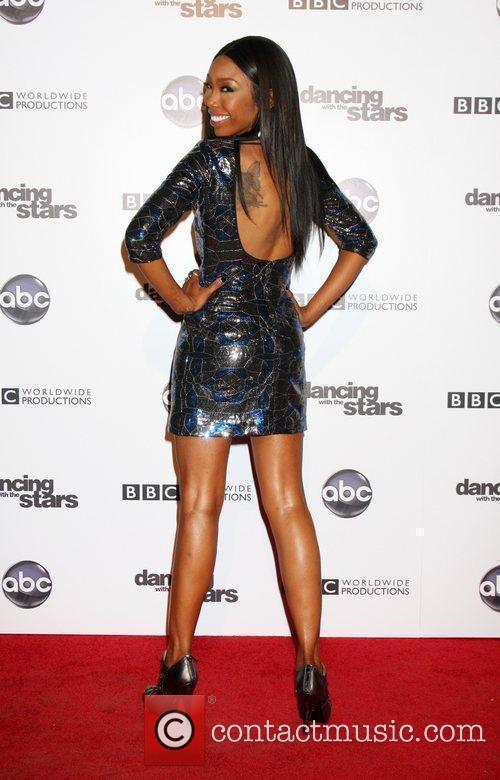 Brandy Norwood and Dancing With The Stars 7