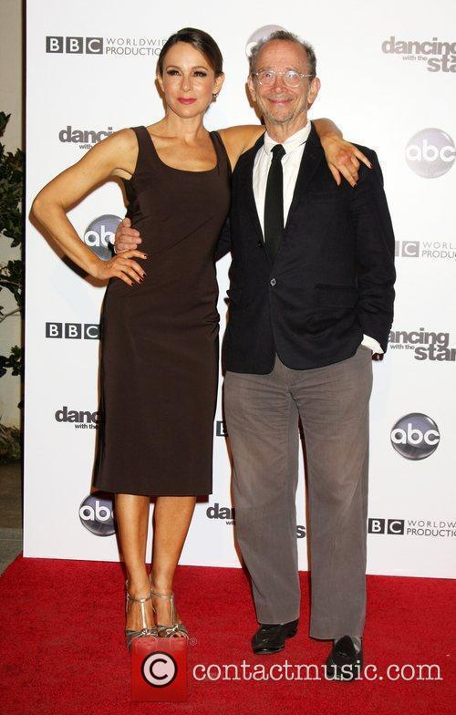 Jennifer Grey, Dancing With The Stars and Joel Grey 6