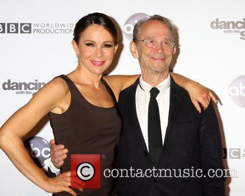 Jennifer Grey, Dancing With The Stars and Joel Grey 5