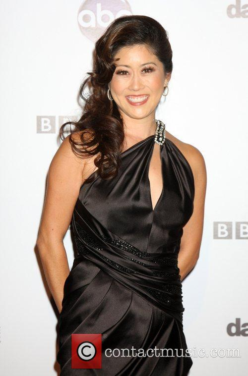 Kristi Yamaguchi and Dancing With The Stars 1