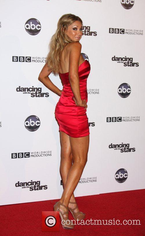 Kym Johnson and Dancing With The Stars 2
