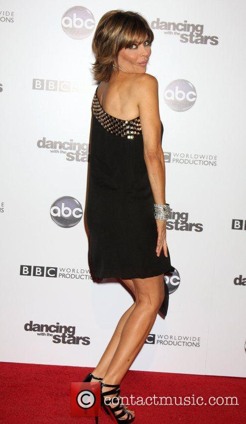 Lisa Rinna and Dancing With The Stars 2