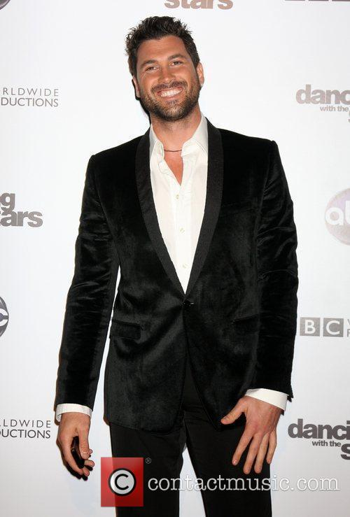 Maksim Chmerkovskiy and Dancing With The Stars 2