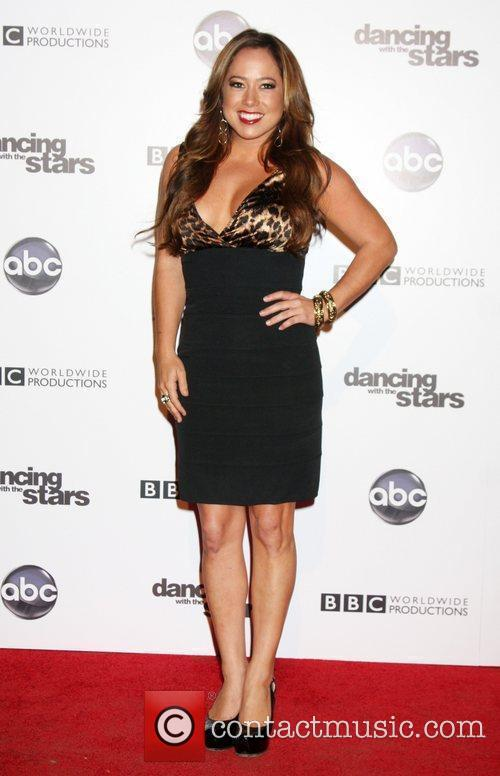 Sabrina Bryan and Dancing With The Stars 2
