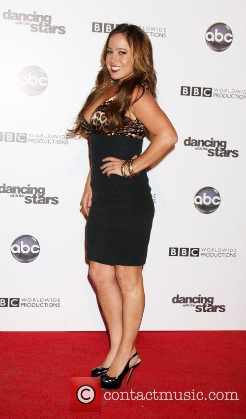 Sabrina Bryan and Dancing With The Stars 3