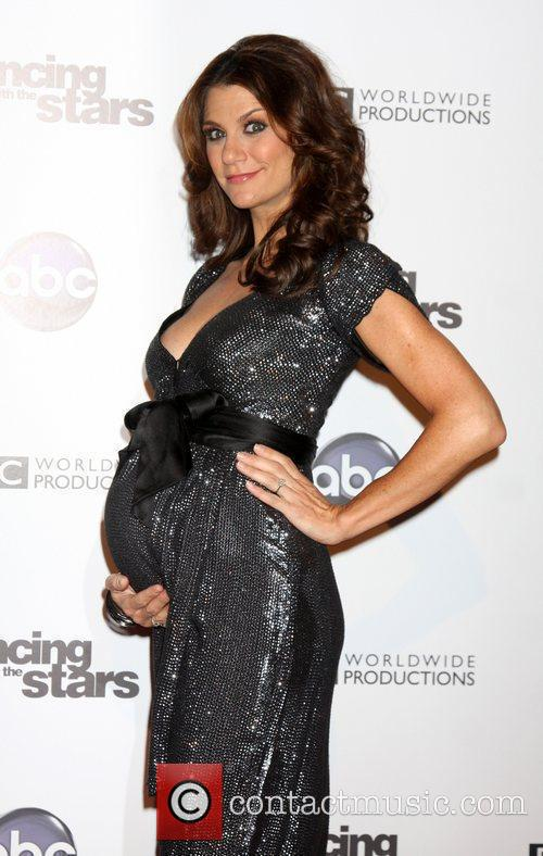Samantha Harris and Dancing With The Stars 3