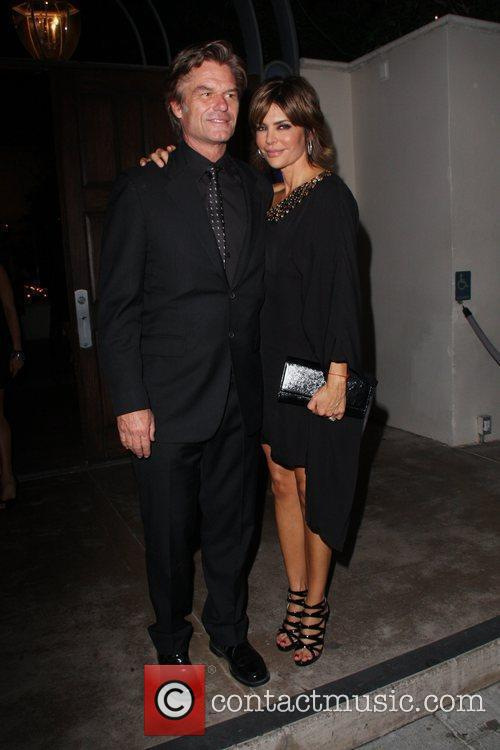 Harry Hamlin, Dancing With The Stars and Lisa Rinna 6