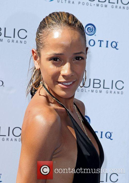 HBO, Dania Ramirez, Las Vegas and Mgm 23