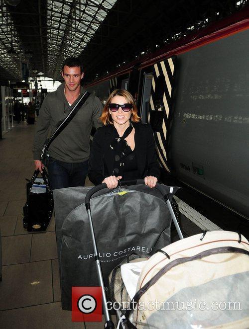 Dannii Minogue and Kris Smith 4