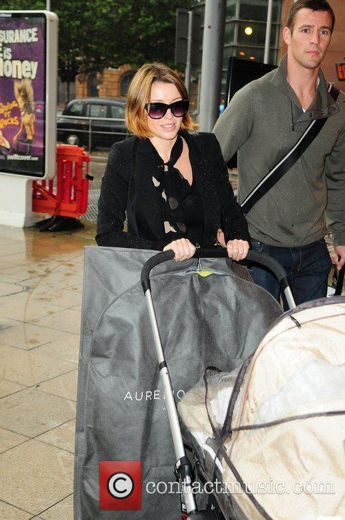 Dannii Minogue and Kris Smith 8