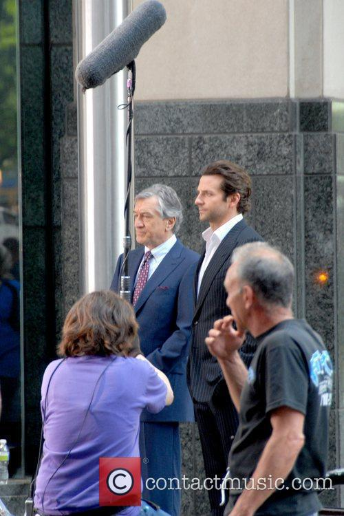 Robert De Niro and Bradley Cooper 4