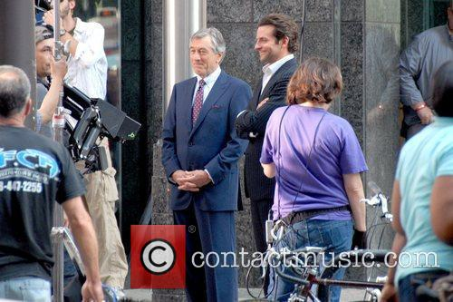 Robert De Niro and Bradley Cooper 2