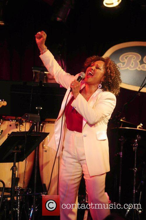 Darlene Love performs at B.B. Kings Blues Club...