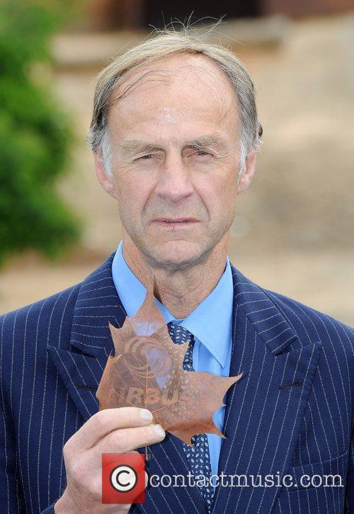 Sir Ranulph Fiennes launches a UN report on...