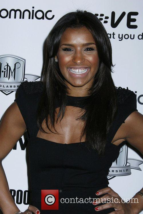 Melody Thornton 1st Annual Data Awards held at...