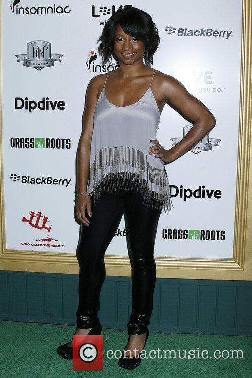 Monique Coleman 1st Annual Data Awards held at...